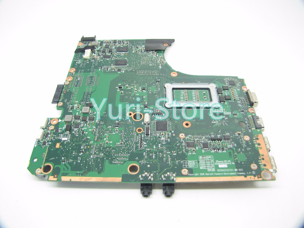 NOKOTION Laptop motherboard 574508-001 for HP Probook 4411S Mainboard S478 PM45 DDR2 VIDEO 512MB & free cpu tested 744020 001 fit for hp probook 650 g1 series laptop motherboard 744020 501 744020 601 6050a2566301 mb a04