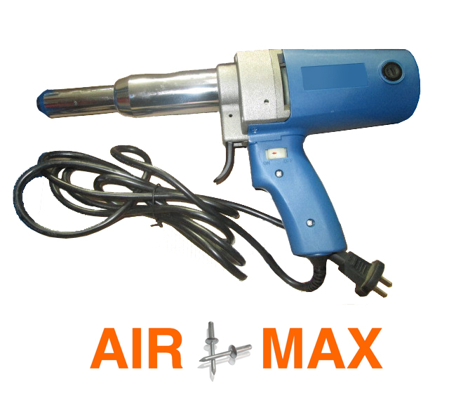3-5mm rivet 220V Electric Riveter Gun SA3-5 (not include the customs tax) improved quality spring balancer for hanging wrench screwdriver tools not include the custom tax