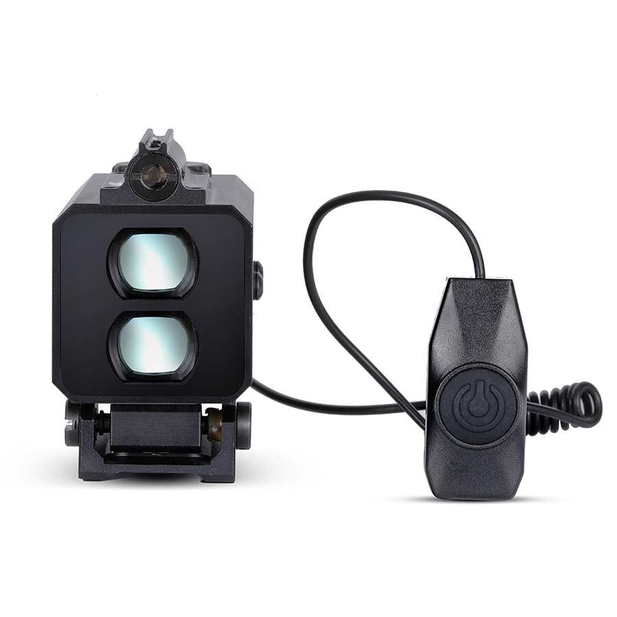 noturna opitcal laser designator rangefinder 150g peso vista de jogo selvagem