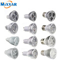 ZK35 LED Spotlights Lamp LED Downlights LED Bulbs Ceiling Pendant Spot Lights 3W 9W 12W 15W 85-265V Dimmable GU10 E27 MR16