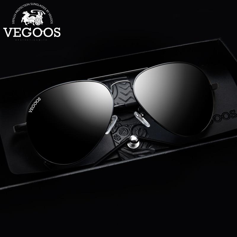 56c040affb70 VEGOOS Sunglasses Men Polarized UV400 Protection Aviation Sun Glasses for  Male Pilot Sunglasses Oculos De Sol Masculino 2018 New ~ Perfect Deal June  2019
