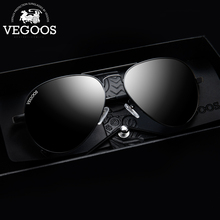 VEGOOS Sunglasses Men Polarized UV400 Protection Aviation Sun Glasses for Male Pilot Sunglasses Oculos De Sol Masculino 2018 New new arrival brand designer cool polarized sports men pilot sunglasses uv400 sun glasses free shipping oculos de sol masculino