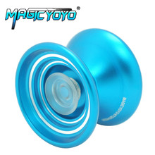 MAGICYOYO K7 Aluminum Alloy Professional Magic Yoyo YO-YO Classic Toys Gift For Kids Children