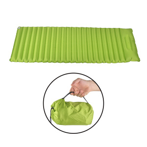 Image 2 - NatureHike ยี่ห้อ Innovative Soft Sleeping Pad Fast Filling Air Ultralight Inflatable Portable Rescue เบาะรองนั่ง