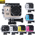 Top Selling Mini Waterproof Sports Recorder Car DV Action Camera Camcorder 1080P HD Sport Camcorder Free Shipping