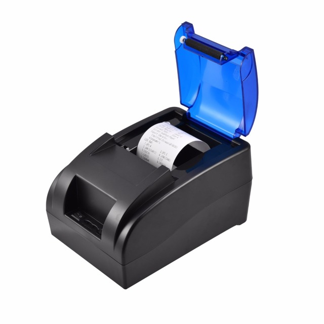 VBESTLIFE USB Thermal Receipt Printer 48 mm Pos System For Supermarket
