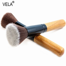 Flat Top Powder Brush Professional Face Makeup Tools Kabuki Brush