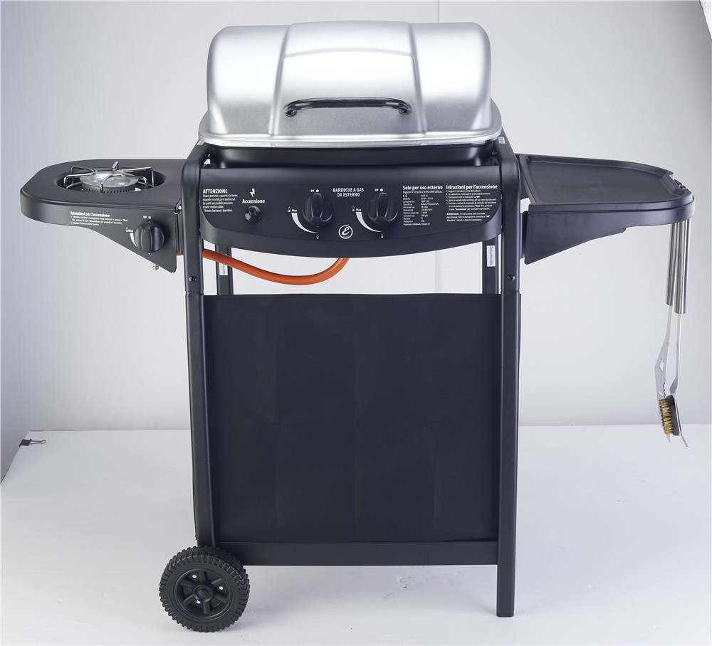 Stove Top Grills For Gas Stoves ~ Enamel gas bbq grill stove oven outdoor