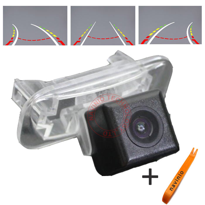 CCD car track Camera Directive Parking Assistance For MERCEDES BENZ B200 A CLASS W169 B CLASS T245 Car Reverse Back Up Rear View