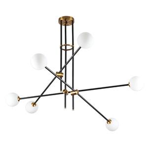 Image 5 - Modern Nordic Pendant Lights hanglampen voor eetkamer Douille G9 LED Lamp Light Bulb