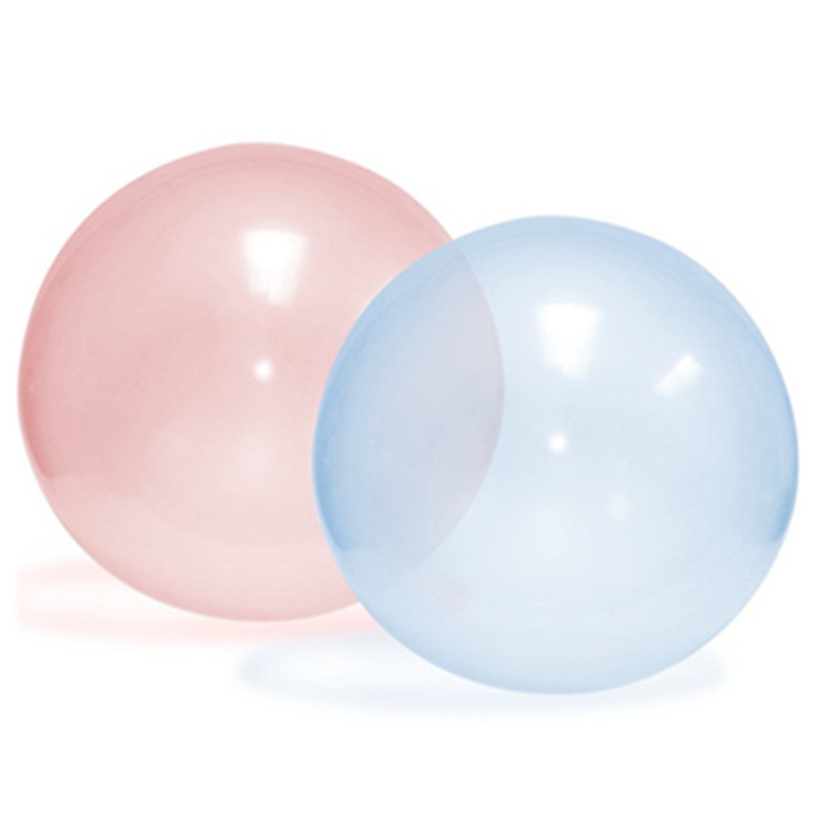 1 1M Bubble Balloon Inflatable Funny Toy Ball Amazing Tear Resistant Super Gift Inflatable Balls Outdoor Play Toys for Children in Toy Balls from Toys Hobbies