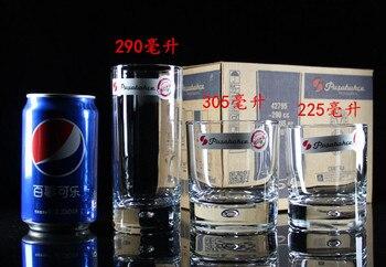 6 piezas al por mayor de copas de cristal para vino, hotel, bar, Club House vaso especial para whisky