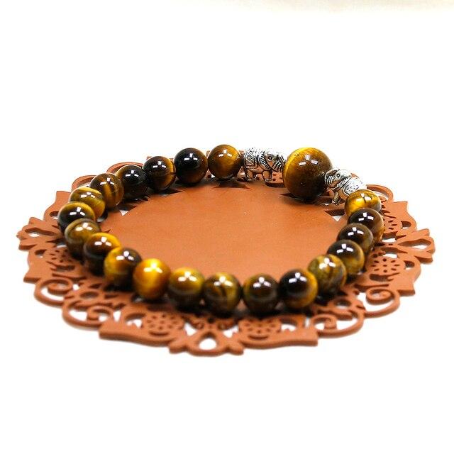 Présentation Bracelet Protection Oeil de Tigre