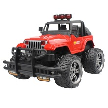 RC Cars Alloy 2 4G For Jeep Wrangler Military Tactics Sport Utility Vehicle Remote Control Monster