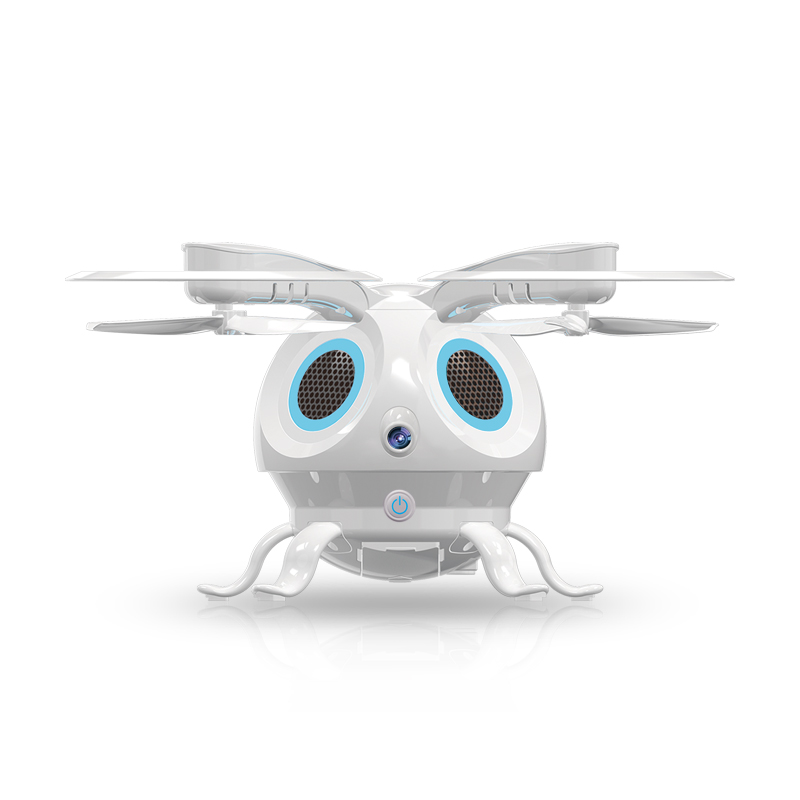 Vision Positioning High-end Intelligent Smart Drone 360 Panorama Video Wifi 720P Phone Control Real-time Transmission