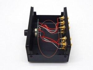 Image 4 - WY32 preamplificatore passivo audio Stereo 3 IN 2 OUT ingresso segnale RCA Splitter Audio/Switcher controllo Volume spedizione gratuita