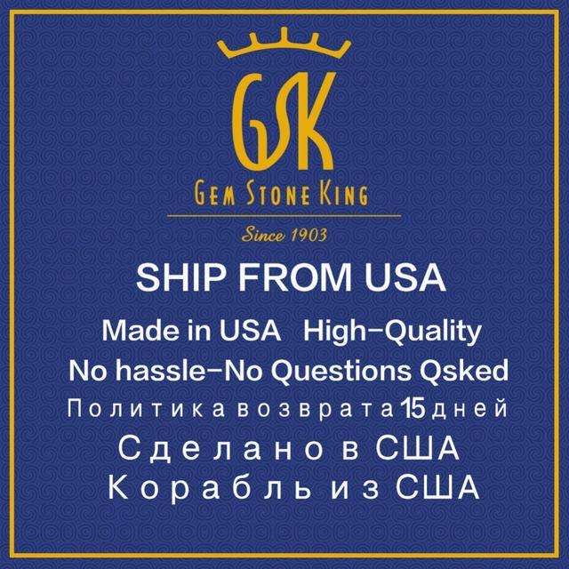 GemStoneKing Princess Diana Earrings 15.00 Ct Oval Created Blue Sapphire  Zirconia 925 Sterling Silver Stud Earrings For Women