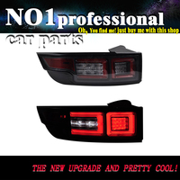 OUMIAO Car Taillights back for Land Rover Evoque rear Lights led TailLight for Evoque Rear Lamp 2012 2016 DRL+Brake+Park+Signal