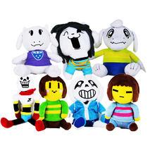 Figurines en peluche Sans Asriel, jouets, 7 styles