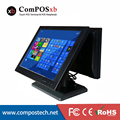15/12 Inch Touch Screen Display Dual Screentouch Monitor For Retail and Restaurant