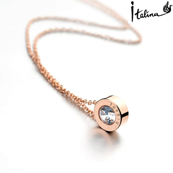 New Sale Brand TracysWing Necklace Genuine Austria Crystal Copper Gold Color Fashion Pendant Necklace #RG86056