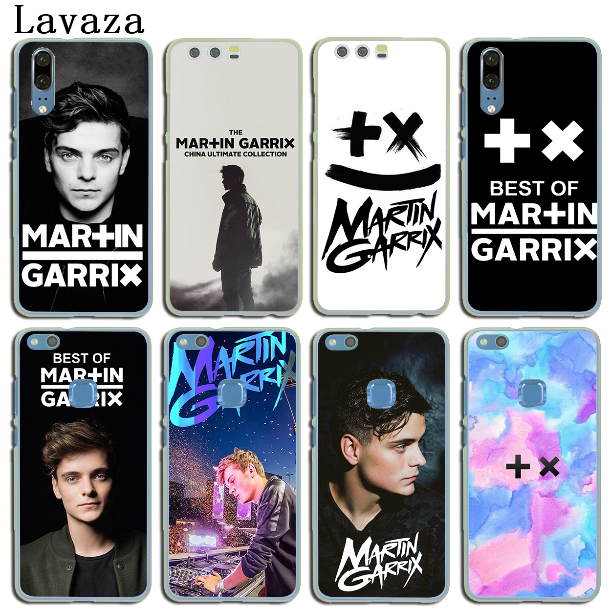 Lavaza Martin Garrix DJ Hard Cover Case for Huawei P20 P10 P9 Plus P8 Lite Mini 2015 2016 2017 P Smart Mate 9 10 Lite Pro Case