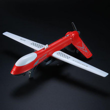 Children model aircraft Pterosaur UAV reconnaissance aircraft toy plane fold Alloy aircraft model Fighter car toys gift