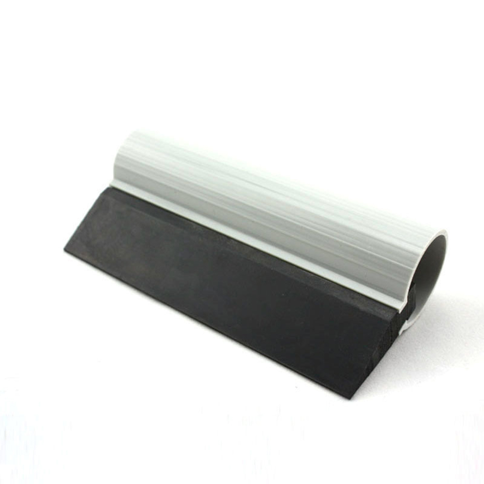 Image 3 - 17cm Turbo Squeegee BLACK Rubber Side Blade Scraper Water Wiper Window Tint Cleaning MO 147-in Car Stickers from Automobiles & Motorcycles