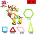 MyLitDear 60PCS Mini Magnetic Designer Deer Construction 3D  Building Blocks Plastic Assemble Enlighten Bricks