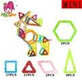 Mylitdear 60 pcs mini magnetic designer veados montar tijolos enlighten construção 3d blocos de construção de plástico