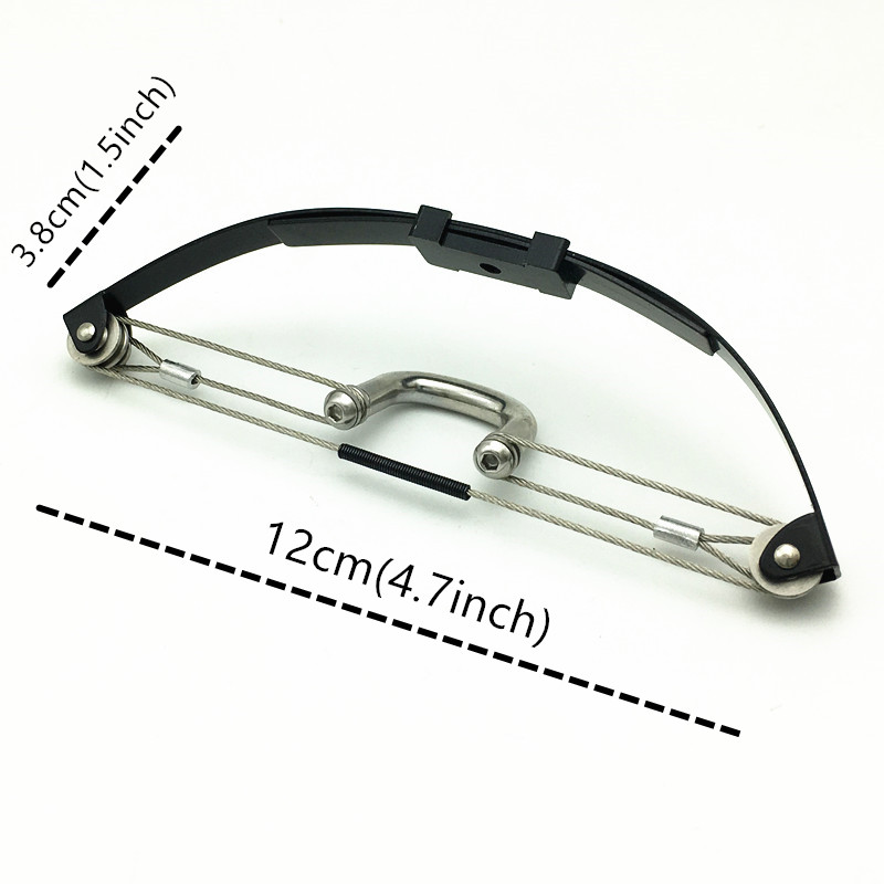 Bow For LAH MINI 4S Crossbovv Replaceable Sling