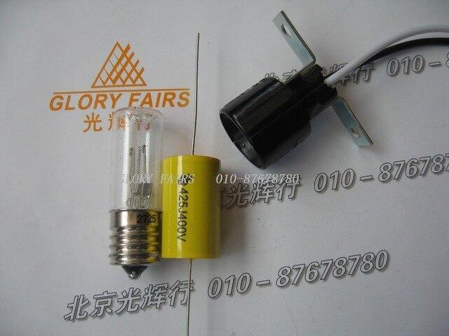 Kühlschrank Birne : Uvc 3 watt uv keimtötende birne set uv c3w 254nm halter buchse