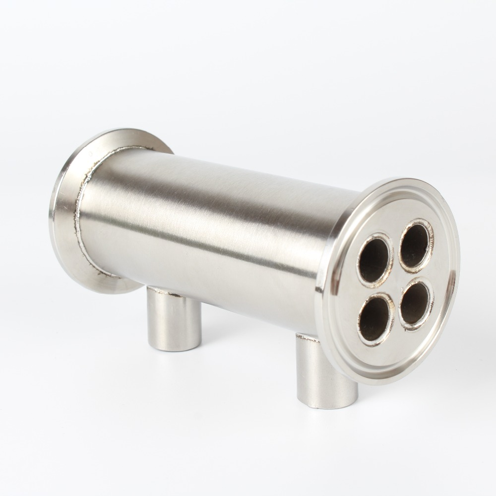 1 5 OD50 5 Stainless steel 304 Distiller condenser 110MM