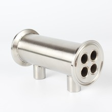 "1,5 ""(OD50.5) Stainless steel 304 Distiller condenser  110MM"