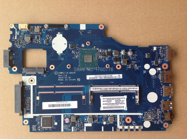 New Drivers: Acer Aspire E1-510 Intel Chipset