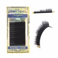 YANYAXI High Quality Natural Imitated Mink Lashes Charming Silk False Eyelashes For Eyelash Extension Makeup