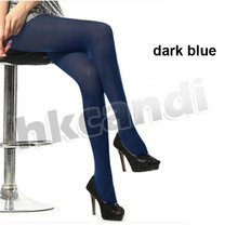 Hot Sale Tights ultra elastic New Mens Silk stockings Pouch Sheath Underwear Stocking for sexy stockings dark blue