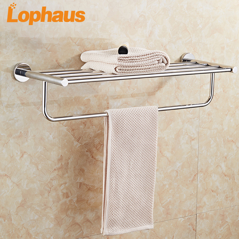 Bathroom Towel Rack Kit: Lophaus 1PCS Bathroom Hardware Tools Stainless Steel