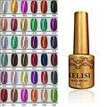 Caliente 12 ml 1-18 Colores Metálicos de Uñas de Gel Empapa de Pulimento del Gel barnices Shinny Gel Nail Polish Art Superior Herramientas de Manicura #16576