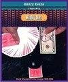 Free shipping Risky Bet  gimmick card Magic tricks magic prop