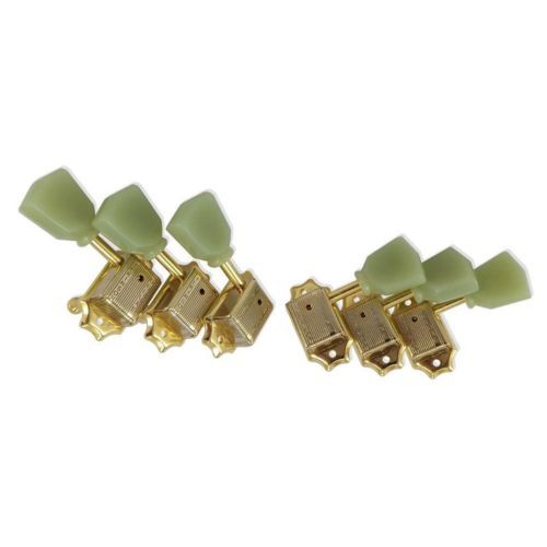 3oh 3 3oh 3 streets of gold Set of 3-a-side Wilkinson WJ-44 electric guitar tuners Gold