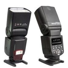 ใหม่WANSEN WS-560IแฟลชS Peedliteสำหรับกล้องNikon D3100 D5100 D7000 D7100 Canon 450D 500D 550D 600D 650D 60D 70Dเป็นYongnuo 560