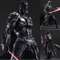 Star Wars Action Figure Toys Revoltech Darth Vader Collection Model Brinquedos PLAY ARTS Star Wars Darth