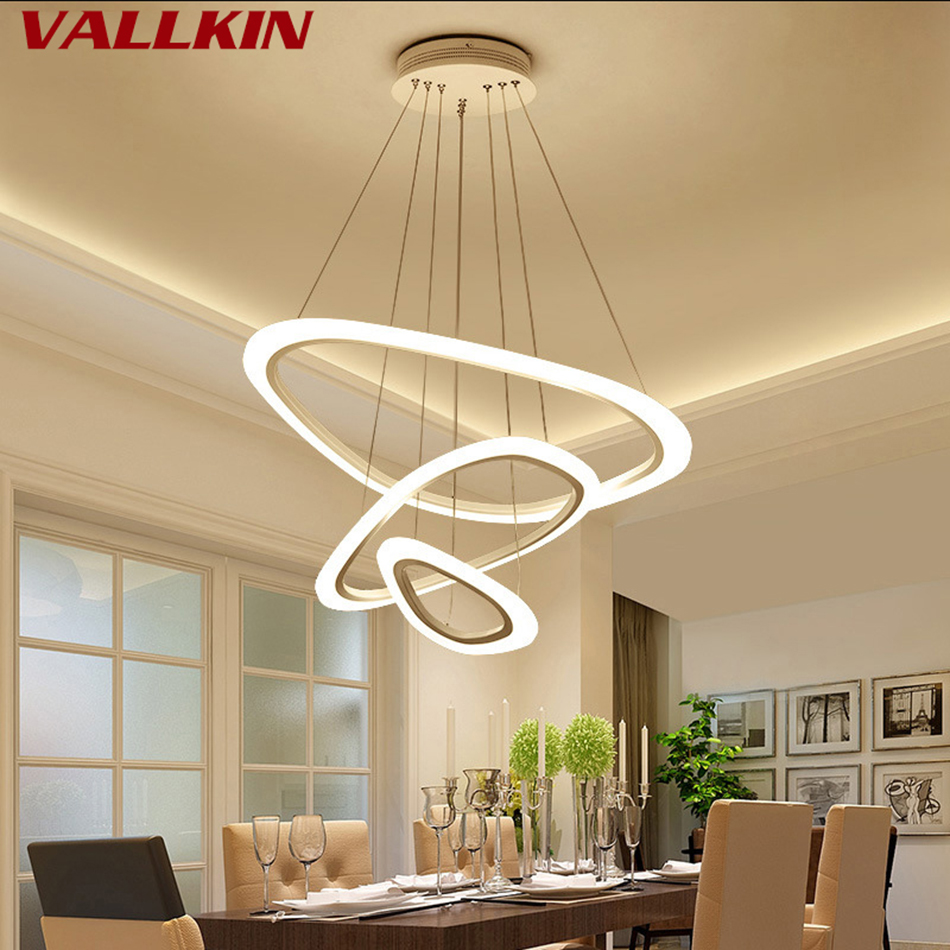 Postmodern Minimalist Pendant Light Art Circle Creative Personality Nordic Style Bedroom Living Room LED Restaurant Ceiling Lamp modern circle tree branch led pendant light creative personality firefly dia 210cm nordic living room restaurant hall lobby lamp
