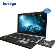 2017 windows 7/8 system Expandable hard drive 15.6 inch laptop Intel Celeron J1900 2.0GHz 4G ram 320G HDD in camera with DVD-RW