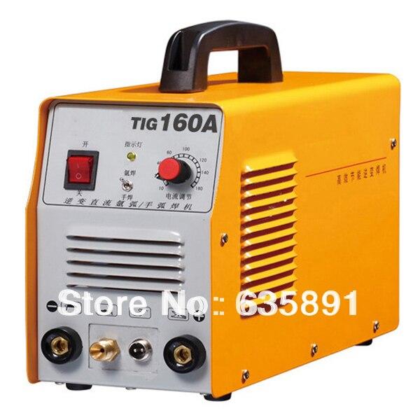 220V TIG-160A stick welder JASIC welder style  цены