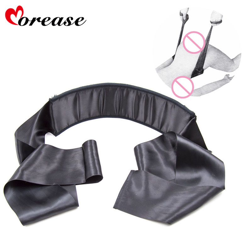 Buy Morease Bdsm Bondage Sex Toys Female Climax Taste Auxiliary Belt Slave Fetish Erotic Product Women Men Couple Adult Games