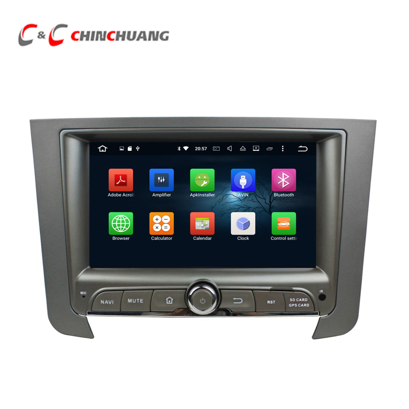 2G RAM Octa Core Android 6 0 Car Multimedia Player for Ssangyong REXTON 2014 with Radio