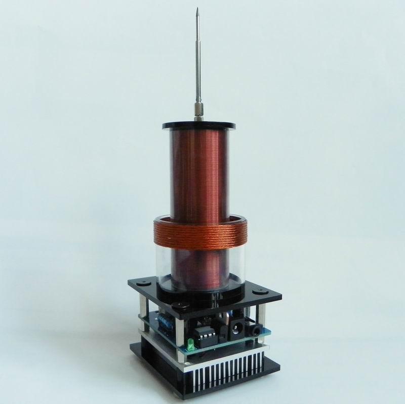 Bobine Tesla, musique, usine différente plus de fonction en un seul lien - 2