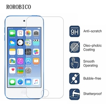 ROROBICO For iPod Touch7 Premium Tempered Glass For Apple iPod Touch 7 Screen Protector HD Protective Film